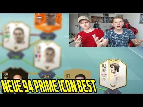 Fifa 19: Neuer 94 Prime Icon Moments BEST + noch 2 ICONS im Fut Draft mit Bruder! - Ultimate Team