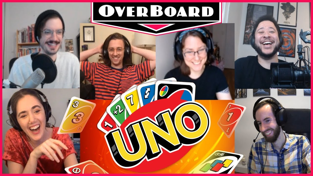 Download Let's Play UNO! | Overboard, Episode 24