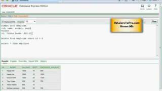 Concept of a Null Value in SQL - Part 2 - SQL LESSON 24