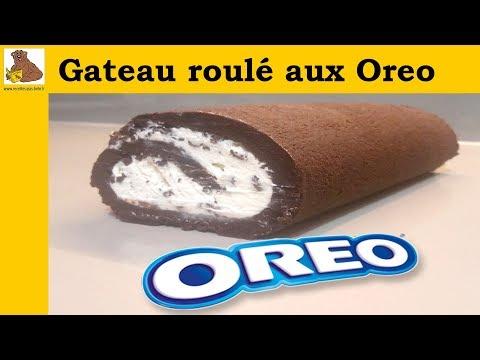 gâteau-roulé-aux-oreo---recette-facile