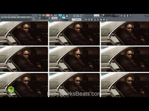 Rick Ross Luxury Black Market Tutorial