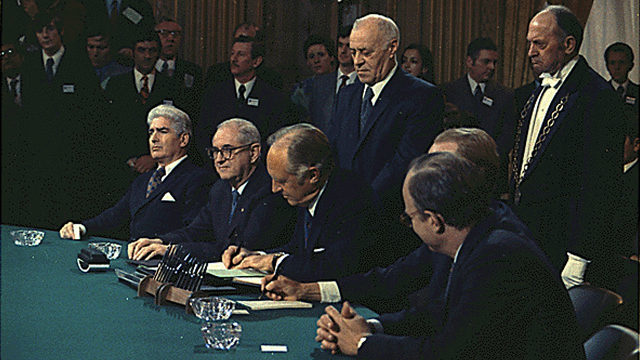 The Paris Peace Accords End Direct Combat Role Of United States In
