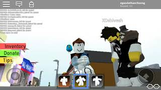 """Nhảy """"Orange Justice"""" trong roblox"""