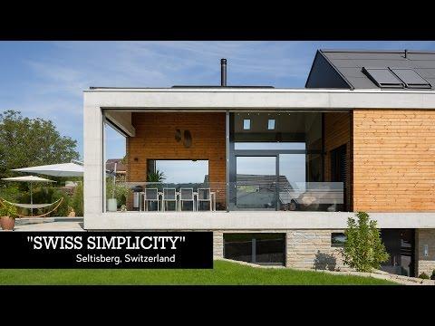 Architecture Spotlight #96 | Swiss Simplicity by WPArch | Seltisberg, Switzerland