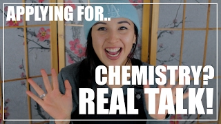 How to Choose University Courses - I Chose Chemistry (experiences and advice)