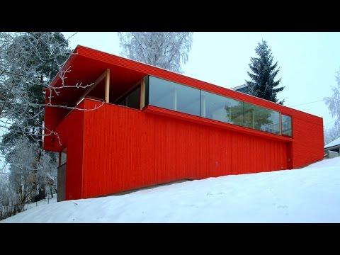 7 Modern Homes in Norway