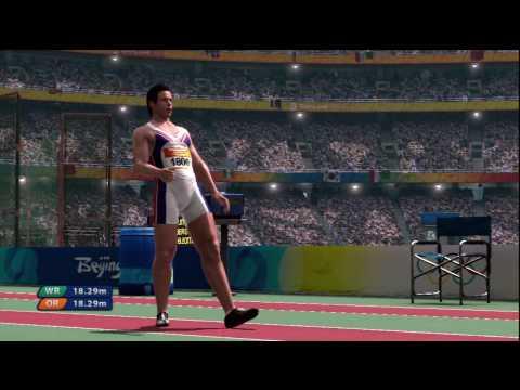 Triple Jump - Beijing 2008 Online PS3