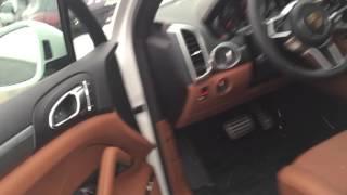 Porsche Cayenne Turbo S 2016 Videos