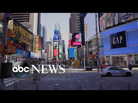 New York Coronavirus Cases Soar As Cities Across The Country Brace For Coming Wave | ABC News