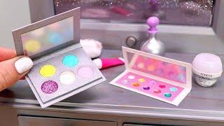 American Girl Doll Makeup Craft DIY Pretend Makeup