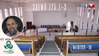 Reflexão: Salmo 125.1-3 - IPT