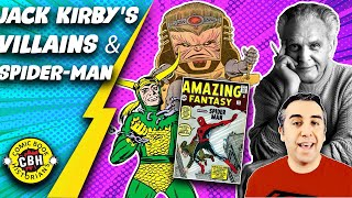 Episode 13. Jack Kirby, co-creator of Marvel (5/5): Avengers villains & Spider-Man by Alex Grand