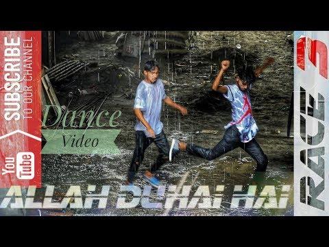 Allah Duhai Hai Dance Video - Race 3 | Salman Khan | Amit, Jonita, Sreerama, Raja Kumari