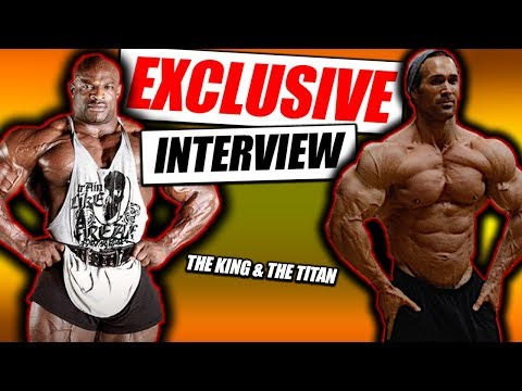 The King & The Titan | Exclusive Interview
