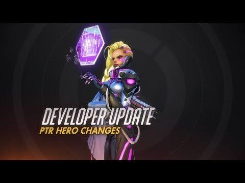 Developer Update | PTR Hero Changes | Overwatch