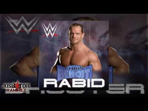 WWE: Rabid/Shooter (Chris Benoit) by Jim Johnsotn - 2 DL with Custom Cover