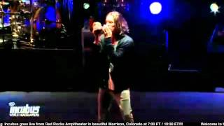 Incubus - 2 - Wish You Were Here - Red Rocks 2011