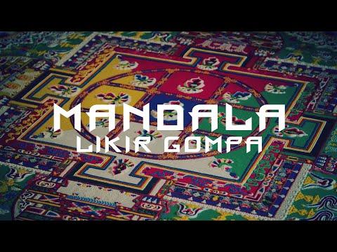 Yamantaka Mandala (Likir Gompa)