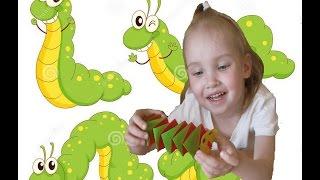 Поделки из бумаги с ребенком /Paper crafts with your child/ Поделки своими руками.
