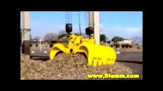 STEMM Hydraulic Grab for Sugar Cane