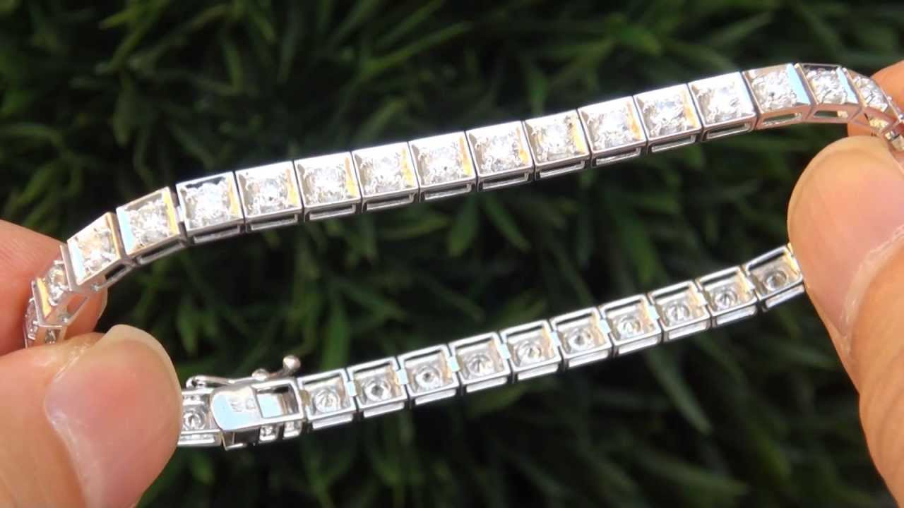 Carat Tennis Bracelet