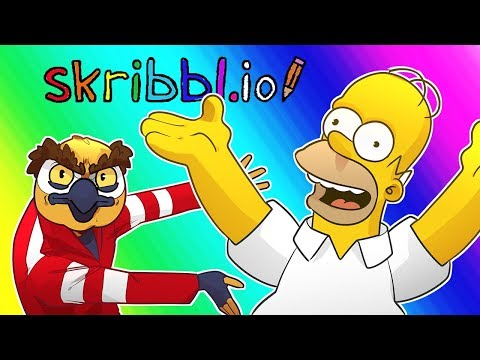 Skribblio Funny Moments - Im Sensing a Pattern Here...