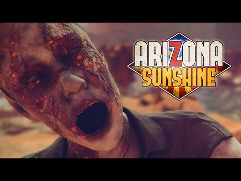 Arizona Sunshine - Apocalypse Trailer