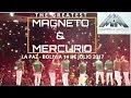 Concierto Magneto & Mercurio La Paz Bolivia 14 de Julio de 2017
