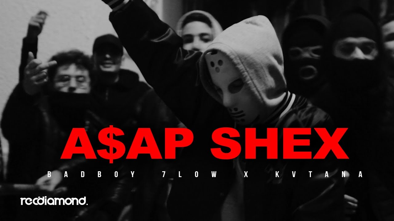 Download BadBoy 7low x Kvtana - A$AP SHEX ( Official Music Video)