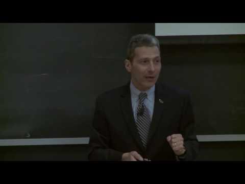Dr. Greg Reed MIT Seminar