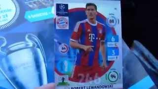 Multi Pack - Champions League 2014/15 - karty Panini - Adrenalyn xl