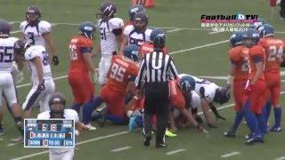 【Football TV!】 http://www.football-tv.jp/ 平成27年12月13日にアミ...