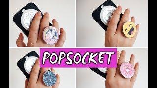 Popsocket Nasıl Yapılır??   Popsocket DIY