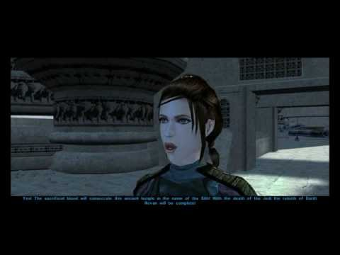 Star Wars Knights of the Old Republic Dark Side Ending