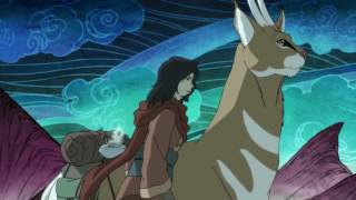 legend of korra - book 2 - wan and raava story