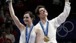 Virtue & Moir Win Olympic Gold in Ice Dancing for Canada!  -  Plushenko Wins Platinum for Russia? thumbnail