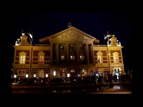 Andrei Hoteev  in Concertgebouw Amsterdam Prokofiev. March from The Love for Three Oranges.