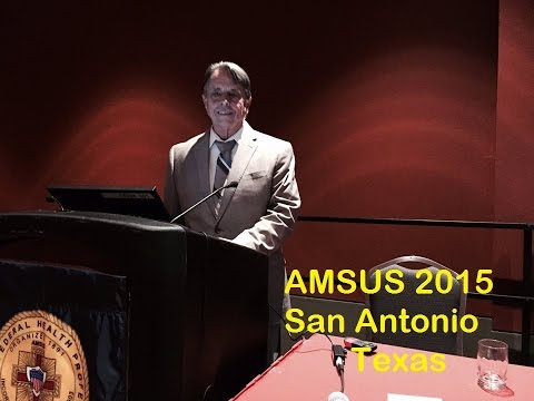 AMSUS 2015: Combat Medical Personnel Support Groups - Moral Injury