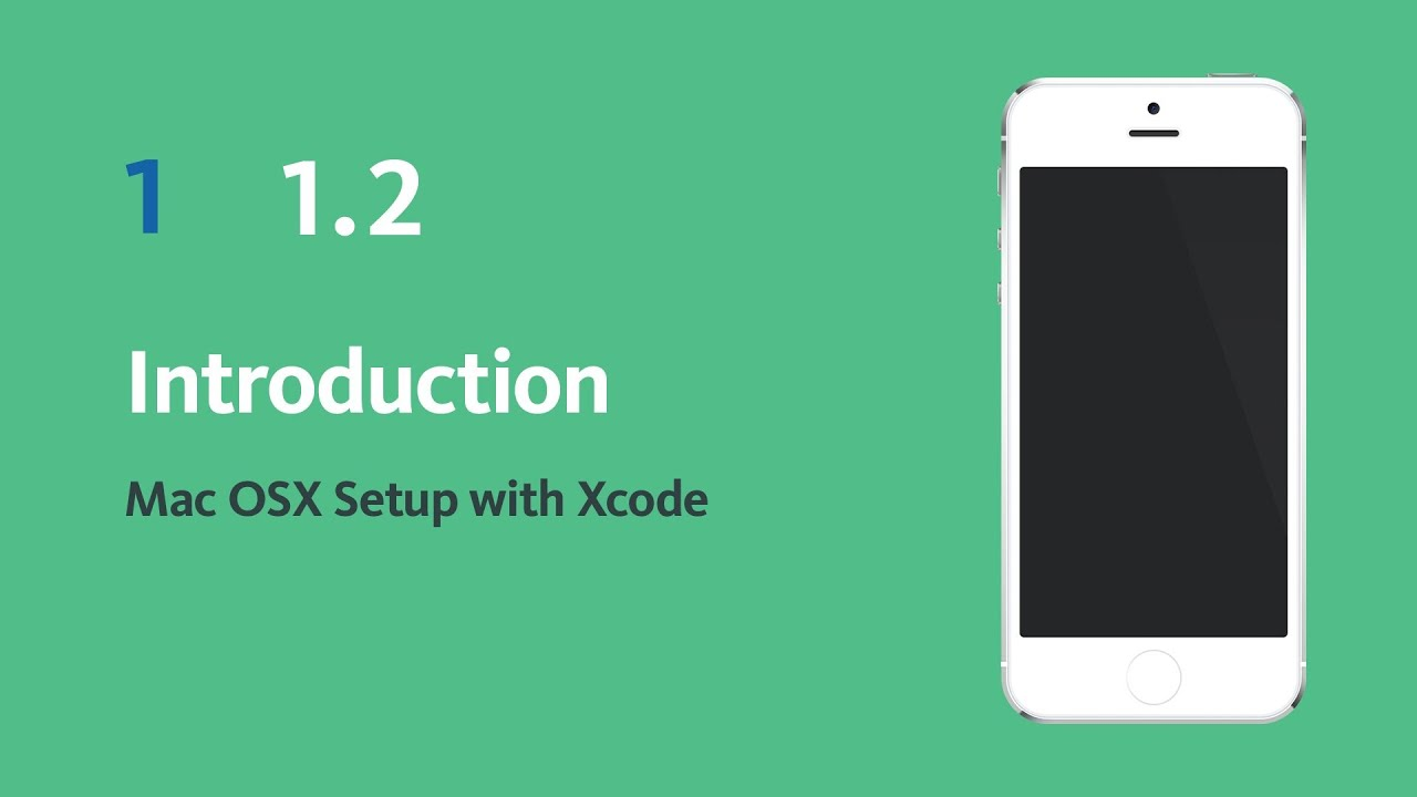 Mac Os X Setup For Xcode 5 And Ios 70  Learn How To Make Iphone Apps In Xcode  5