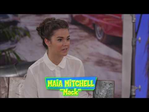 Teen Beach Movie | Live Chat: Mack 💜 | Disney Channel UK