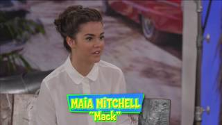 Teen Beach Movie - Live Chat - Mack!