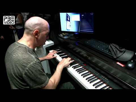 Jordan Rudess visits PLAY BY EAR music school (SINGAPORE)
