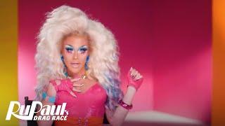 Meet Ariel Versace: 'Colorful Popstar' | RuPaul's Drag Race Season 11