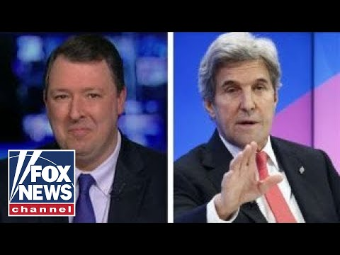 Marc Thiessen on John Kerry's secret talks with Iran