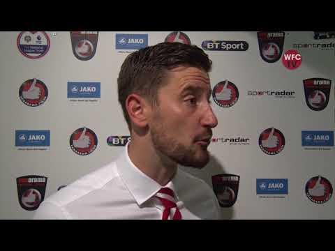 Woking 2 - 3 Guiseley (Anthony Limbrick Interview)