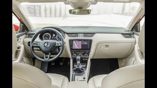 New Skoda Octavia Combi Concept 2017 - 2018 Review, Photos, Exhibition, Exterior and Interior