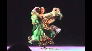 Gypsy dance- RADA Radoslawa Boguslawska &quotBriczka&quot Danceoffnia Session 2013