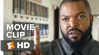 Fist Fight Movie CLIP - It's On (2017) - Ice Cube Movie