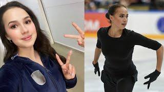 Почему Загитова приехала в Новогорск ведь она не в сборной