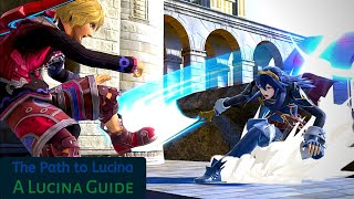 The Path to Lucina: A Lucina Guide (Super Smash Bros. Ultimate)